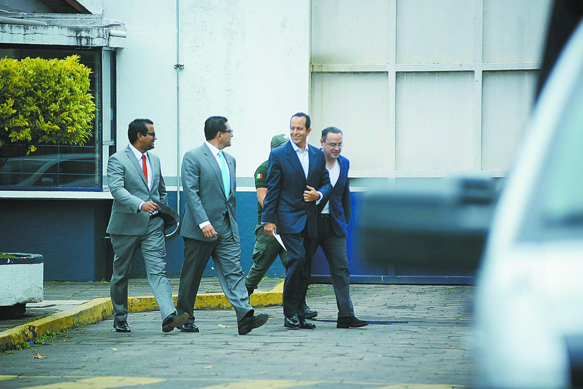 Sale de prisión ex secretario de Seguridad Pública de Veracruz