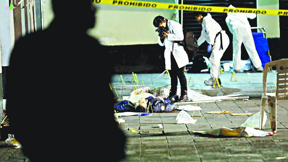 Asesinan a sobreviviente de ataque en Plaza Garibaldi