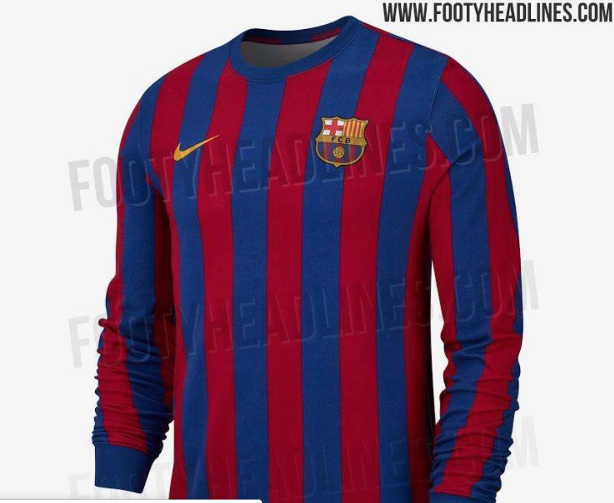 0495d64a0b Se filtran imágenes de la nueva playera del barcelona diario basta png  1238x1014 Nueva jersey reciente