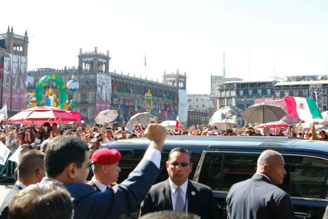 Venezuela y México afianzarán nuevo futuro de hermandad y cooperación