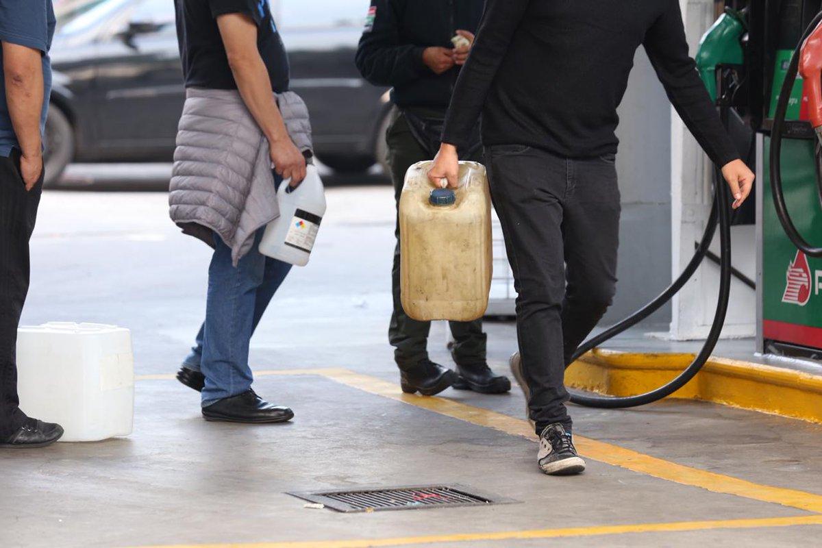 Presidente mexicano pide apoyo a población para continuar lucha contra robo combustible