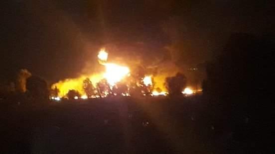 Suman 125 los muertos por explosión en Tlahuelilpan