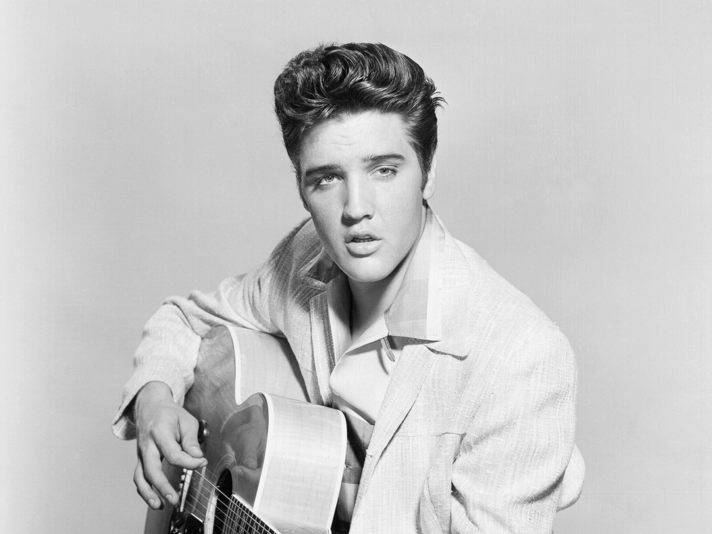 El Show De Elvis Presley Llega A México Diario Basta