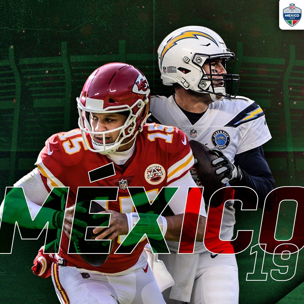 La NFL regresa a México - Diario Basta! f53d0fcff73