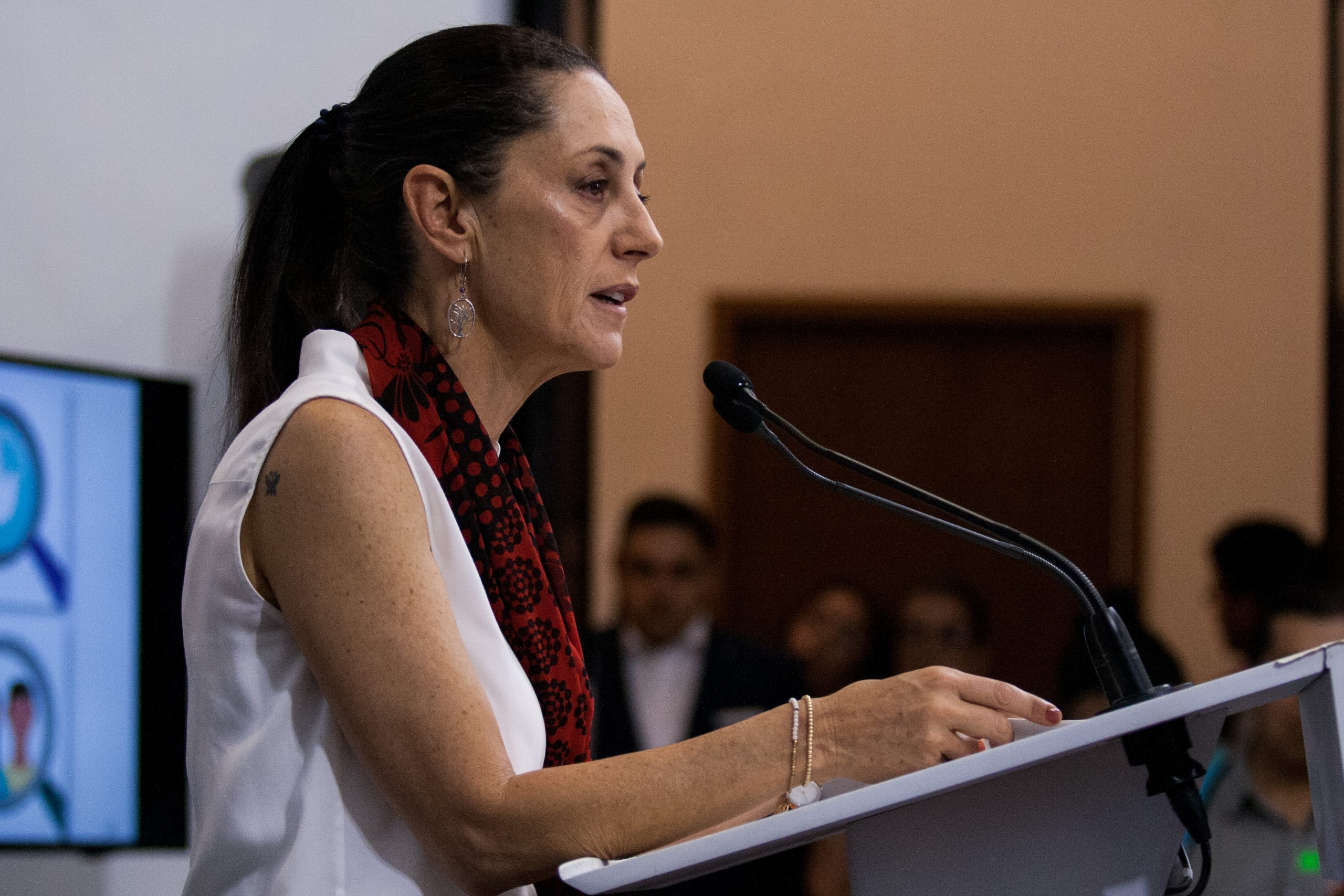 Claudia Sheinbaum alcaldes que buscan reelegirse por algún cargo de elección popular se separen ya de su función actual.