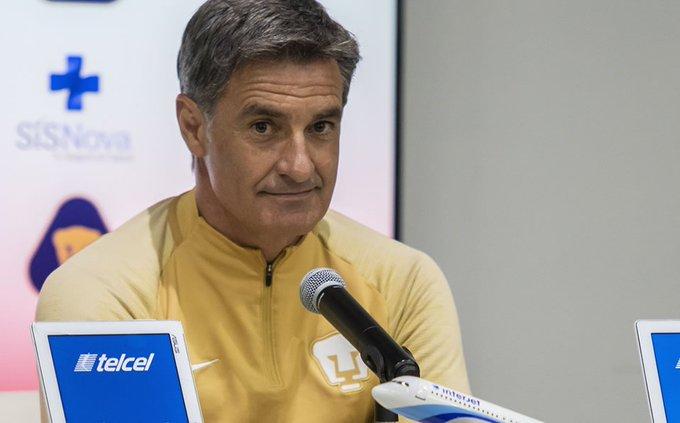 Míchel analiza su inicio en Pumas: