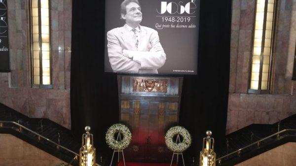 Homenaje a José José/ FOTO: Daniel Vilchis