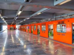 Coronavirus en el metro de la CDMX
