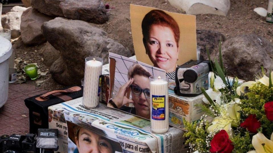 Detienen a presunto responsable por la muerte de Miroslava