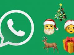 Emojis navideños, ¿cómo obtenerlos?