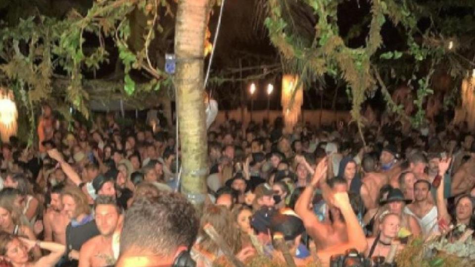 Festival en Tulum, deja varios contaios de covid