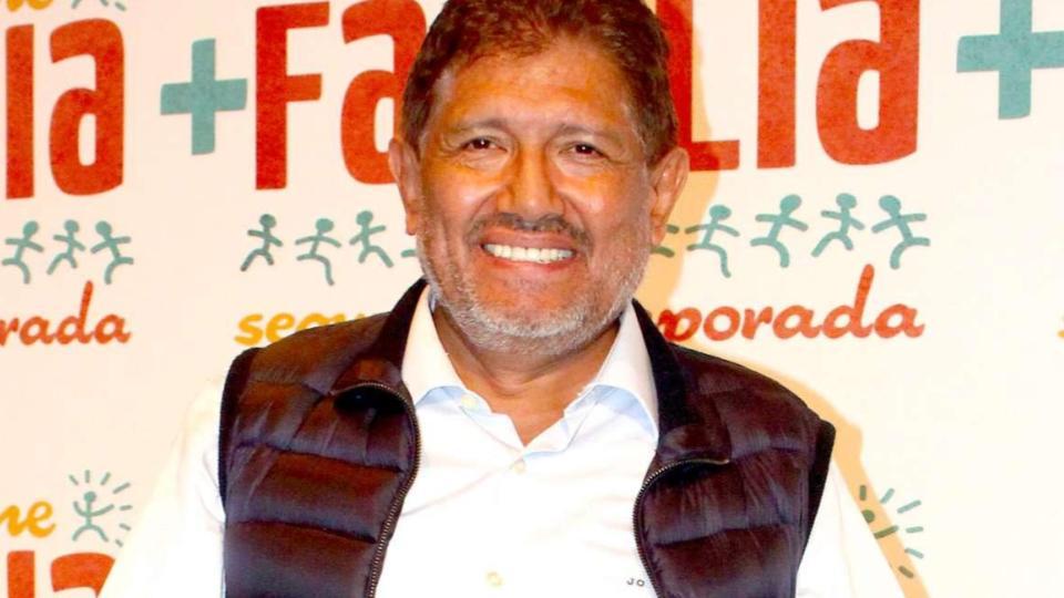 Da positivo a Covid, el productor de telenovelas Juan Osorio