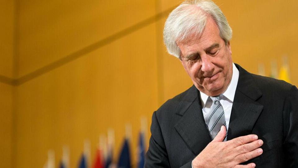 Fallece ex presidente de Uruguay