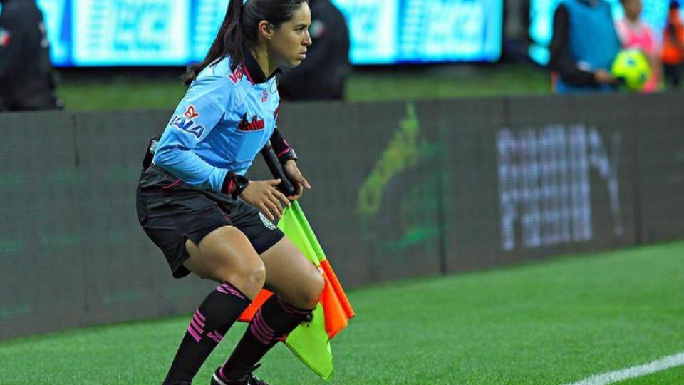 Conoce a Karen Janett, la mujer árbitro de la Liga MX