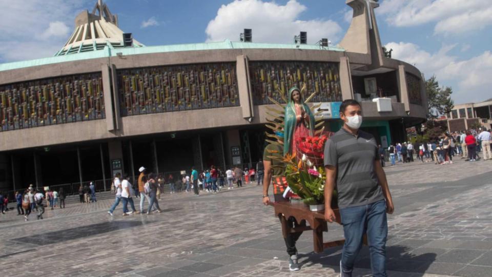 Pérdidas en la Basílica por cierre