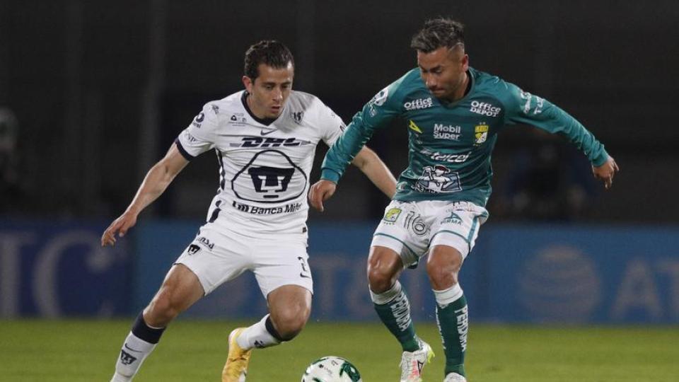 Se disputaran Pumas y León