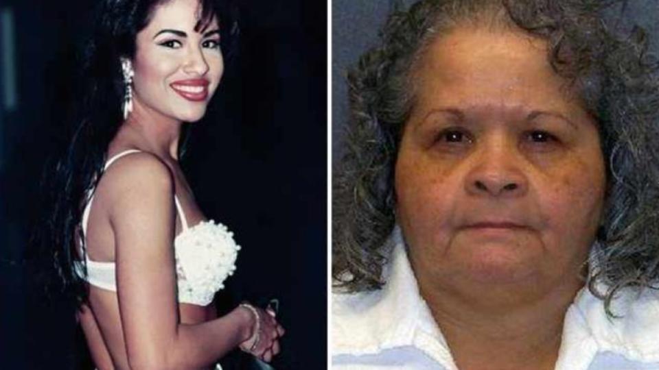 Yolanda Saldívar, asesina de Selena Quintanilla