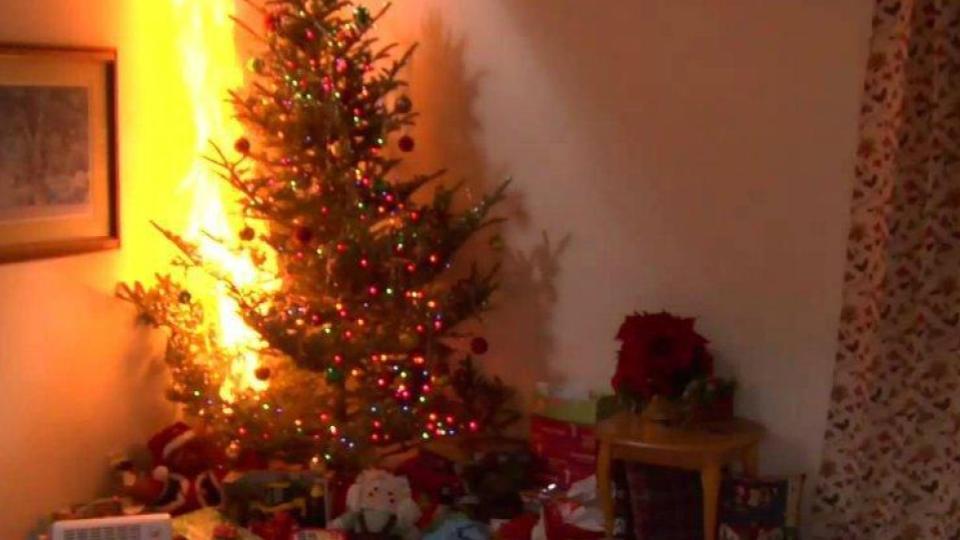Recomendaciones para evitar incendios durante navidad