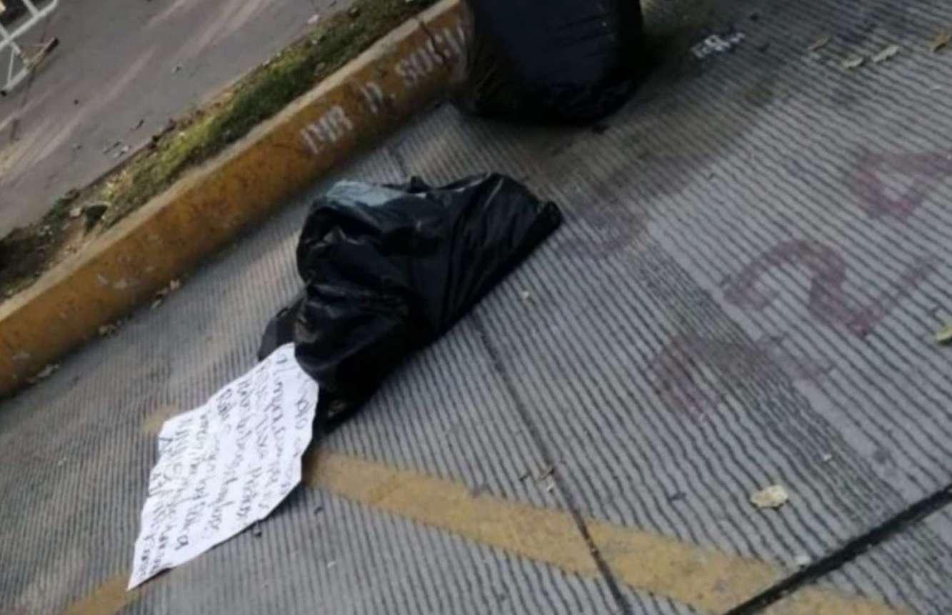 Encuentran restos humanos frente al Palacio Municipal de Valle de Chalco