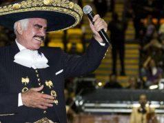 A sus 80 años, Vicente Fernández sigue sorprendiendo