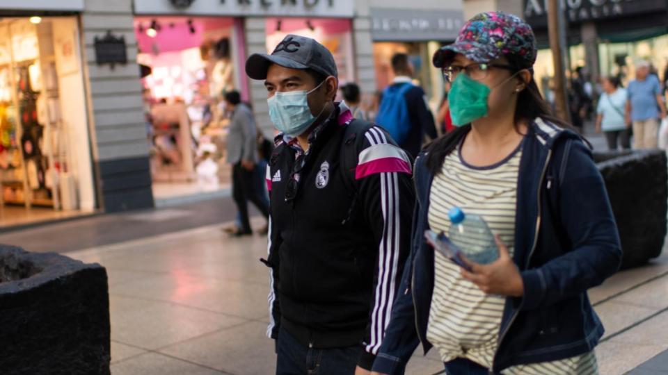 Aumentan casos de covid en México
