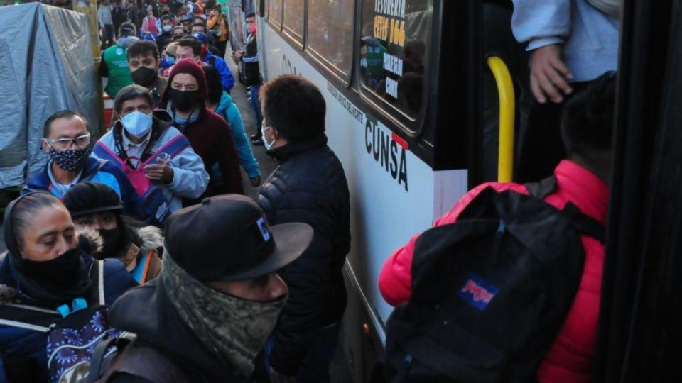Mañana vuelven a operaciones tres líneas del Metro