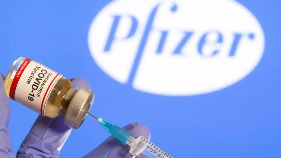 ¿Qué contiene la vacuna de Pfizer?