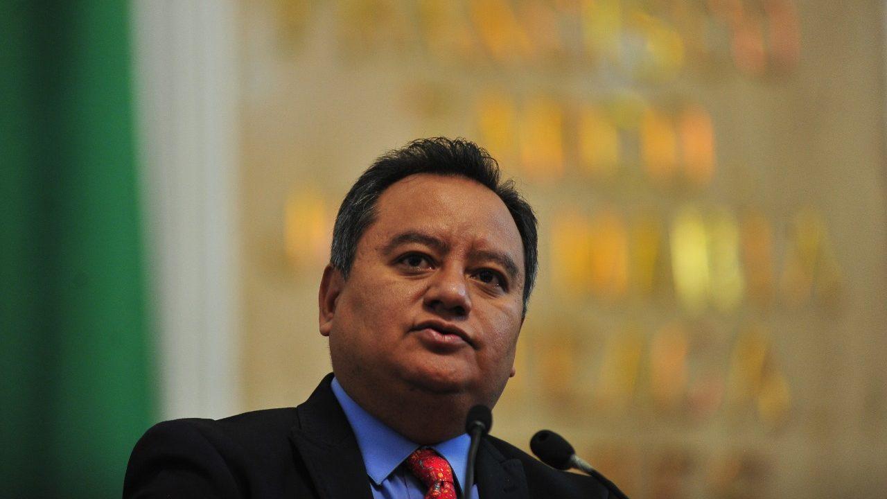 Eduardo Santillán, candidato a Alcalde en Álvaro Obregón