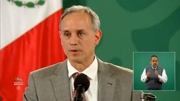 Hugo Lopez Gatell