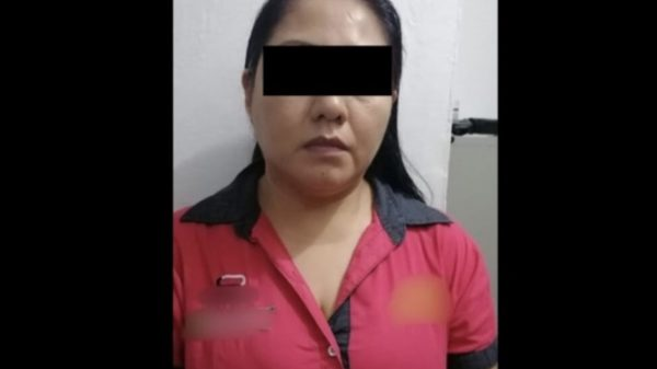Maestra acusada de abuso sexual.