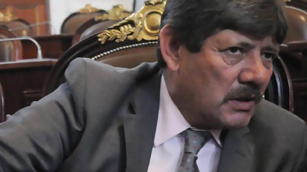 Raymundo Martínez Vite, alcalde de Tláhuac.