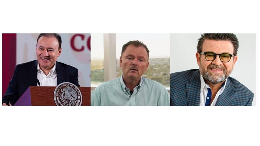 Candidatos a la gubernatura de Sonora