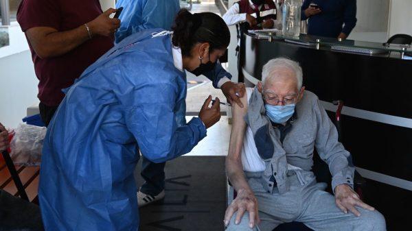 Brigada de Vacunación en CDMX