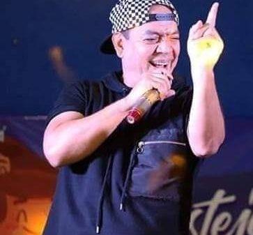 Jaime Cruz Pastrana, vocalista del grupo de merengue Zona Rika.