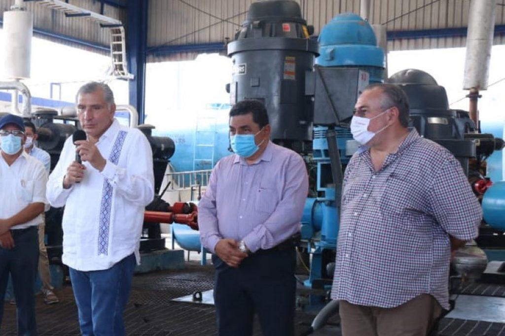 Destina Gobernador 400 mdp al rescate de cárcamos de Villahermosa