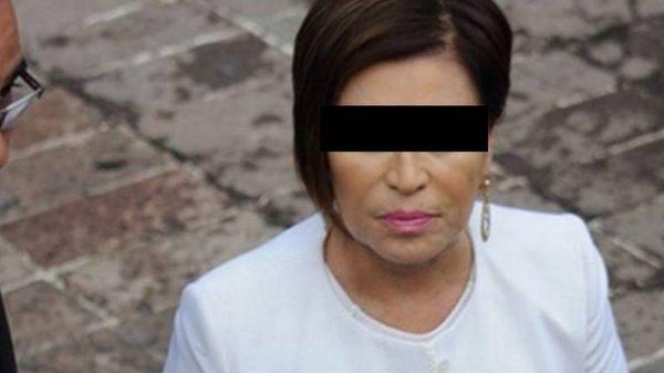 Rosario Robles es acusada por su participación en la Estafa Maestra