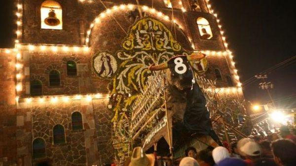Fiesta de Luces y Música Santiago Zapotitlán