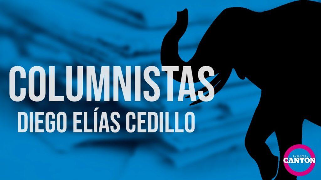 Arreando Al Elefante. Columna: Diego Cedillo.