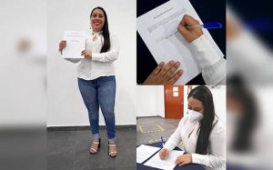 Registra PRD a Fabiola Bautista en Iztacalco.