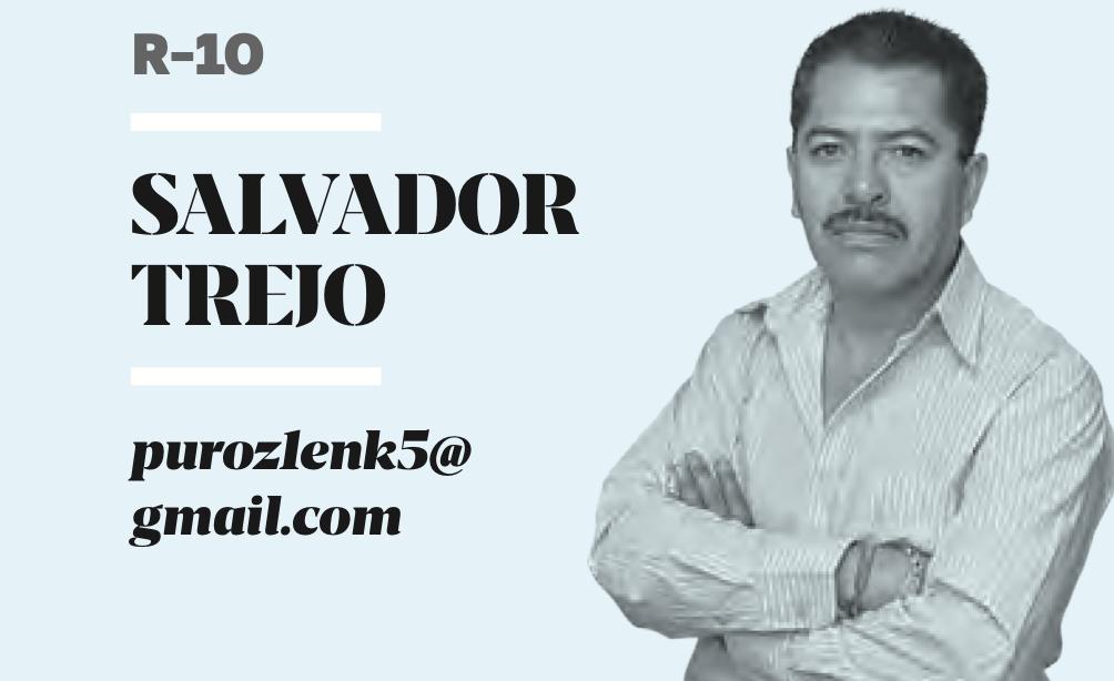 R-10 Salvador Trejo