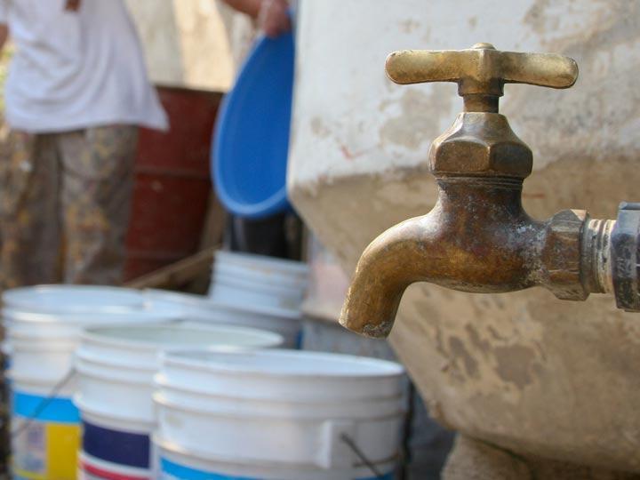 Vidal Llerenas deja Azcapotzalco con crisis de agua