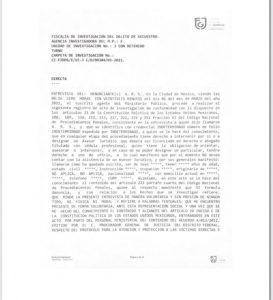 Denuncia amenazas Adrián Rubalcava, alcalde de Cuajimalpa