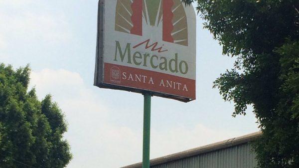 Mercado Santa Anita en Iztacalco es un completo desorden