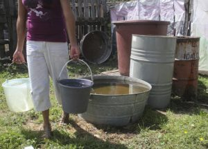 Ante falta de agua en Azcapotzalco, instalan 21 puntos de abastecimiento