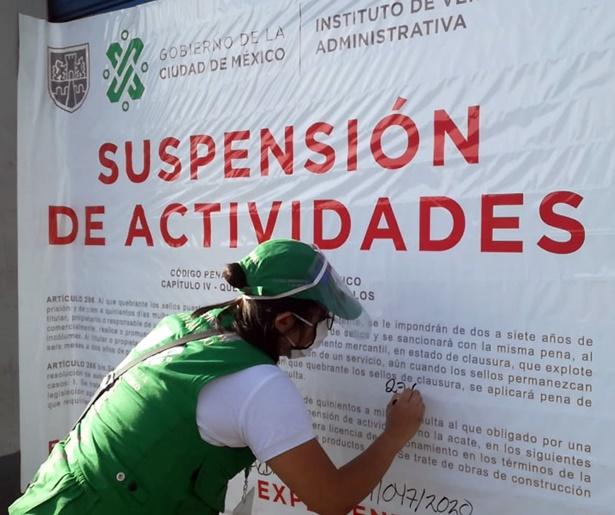 Invea Suspende Changarros