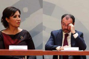 Rosario Robles acusaría a Luis Videgaray