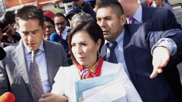 Entrevista exclusiva: Rosario Robles está cercada