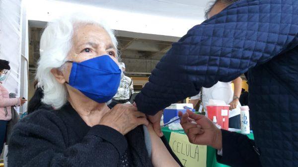Anuncian 2da dosis de vacunación en Iztacalco, Tláhuac y Xochimilco