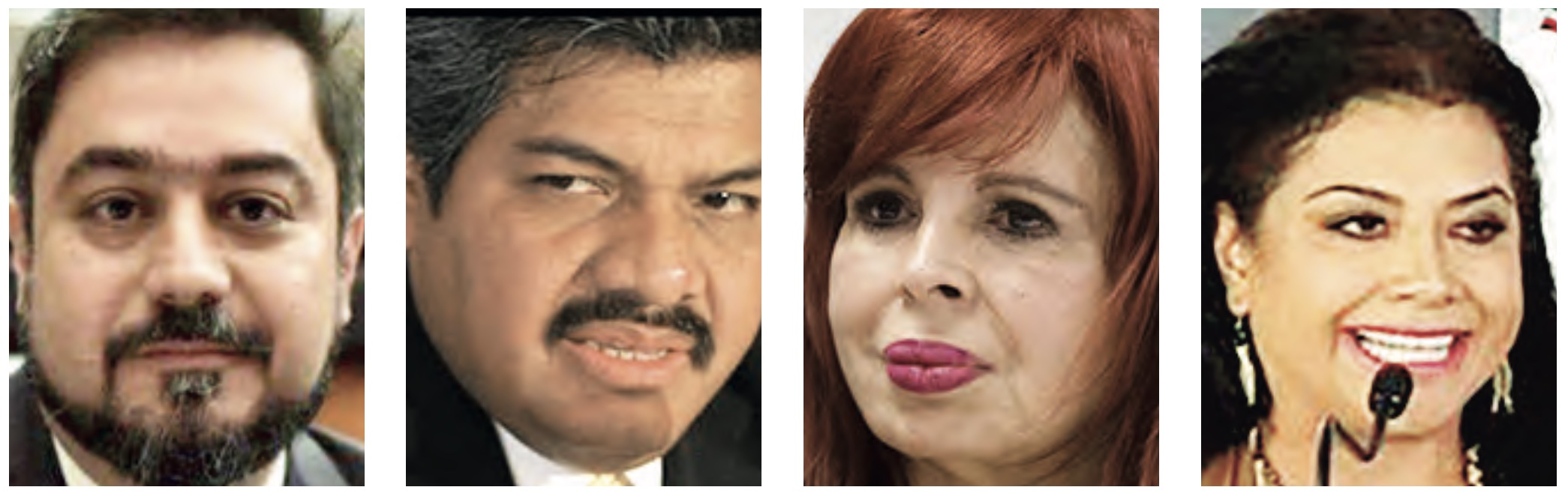 Van 13 alcaldes de CDMX por hueso