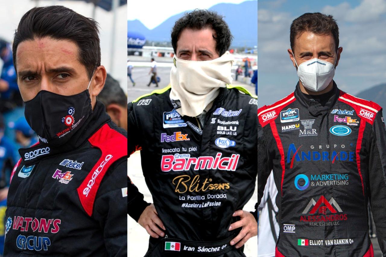 NASCAR México, contra viento y marea.